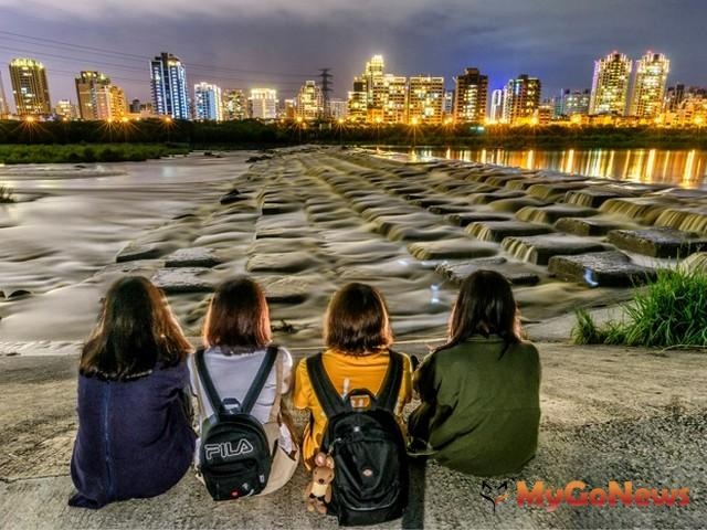 2019年度水利建設超前達標,颱風洪水民眾請安心(圖:經濟部水利署)