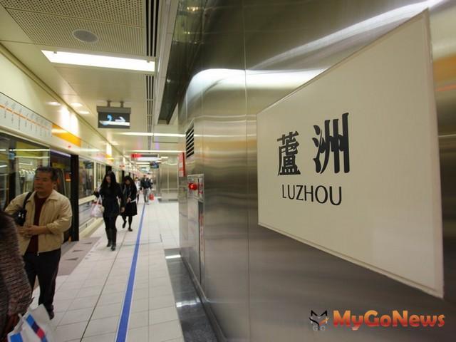 捷運蘆洲線大幅縮短三重、蘆洲到台北的時間