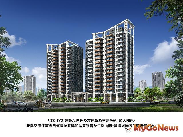 高雄82期重劃區,首發大樓建案,漾CITY2「新二代宅」