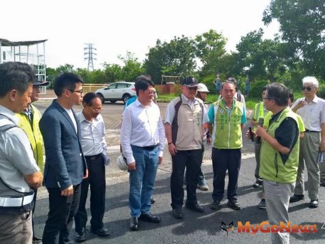 台南市積極爭取前瞻計畫 聯手中央強化大台南道路(圖:台南市政府)