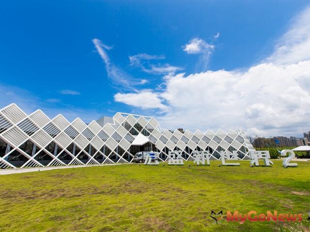 「宏盛新世界2」公共設施、周邊自然環境與淡水海灣城市構建同心圓3重條件,讓住戶體驗桃花源人生