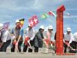 第83期 市地重劃動土,陳菊:提昇亞灣發展效益