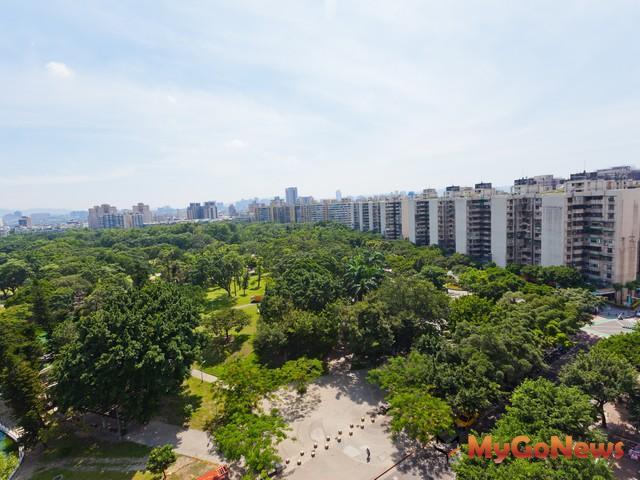 萬華區「青年公園」周邊交易最夯 北投區「北投公園」最好入手