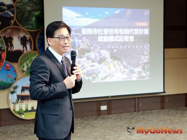 台南市都發局長莊德樑指出,落實都市計劃通盤檢討,土地利用效益最大化,為城市發展奠基