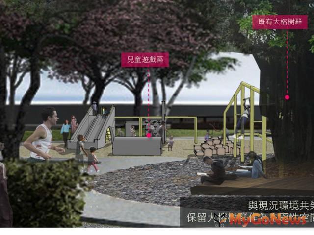 發展低碳城市,台南市將開闢兩座大型生態特色公園(圖:台南市政府)