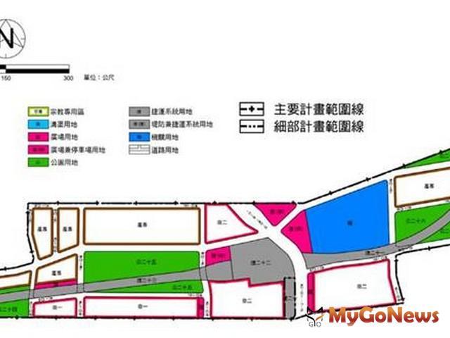「新北知識產業園區」概念圖(圖:新北市政府)