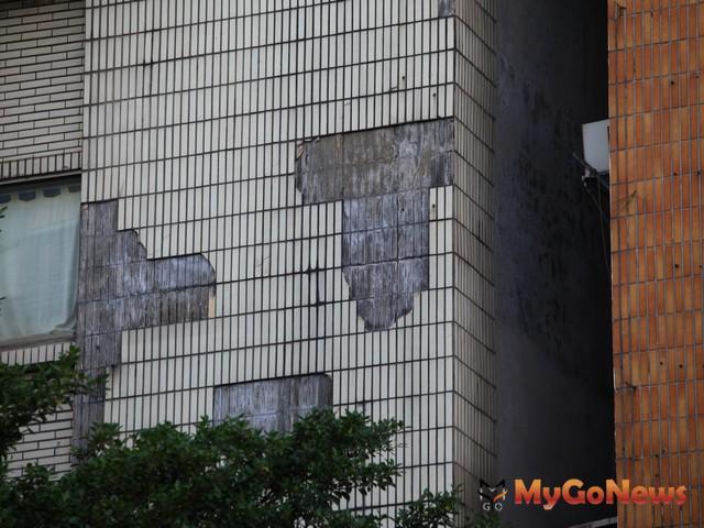 台北市府:建築物外牆修繕補助得由住戶推派代表申請