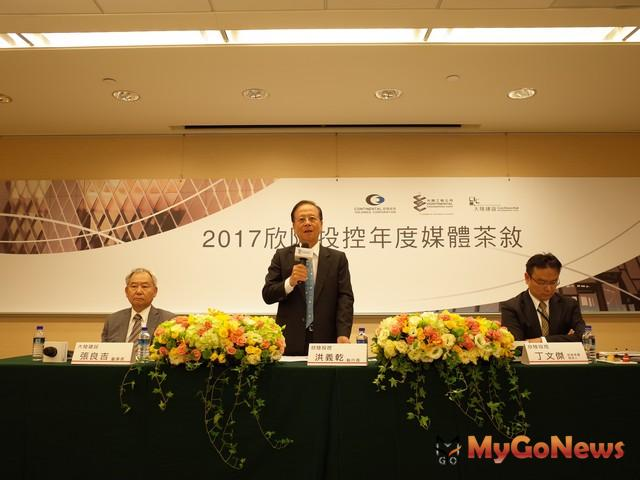 欣陸投控:欣達環工「3大專案」帶來約312億營收