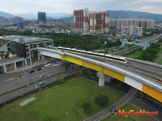 拼進度!2022年新北捷運三線通