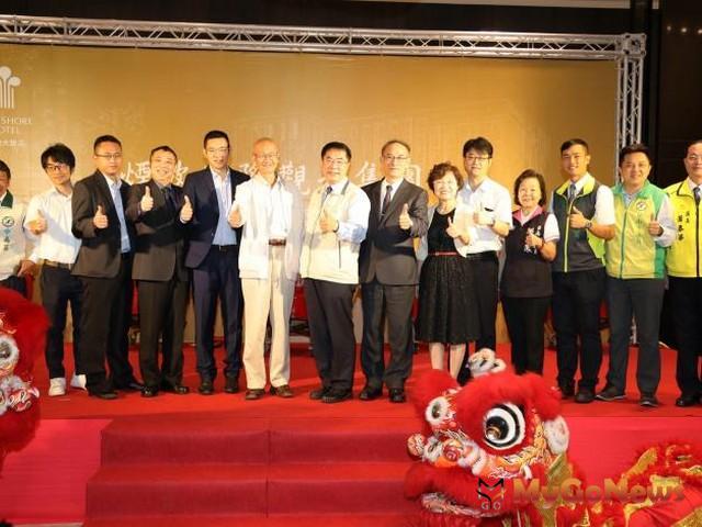 煙波飯店正式開門迎客,黃偉哲期待迎來觀光藍海(圖:台南市政府)