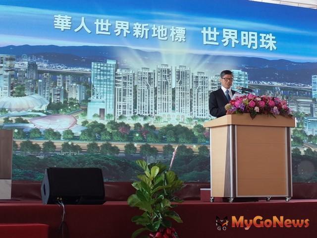 林學圃:4年後台灣最美的住宅,就是「世界明珠」! MyGoNews房地產新聞 市場快訊