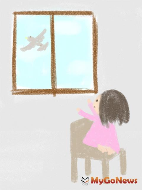 不可輕忽 提升居家安全,預防兒童墜樓