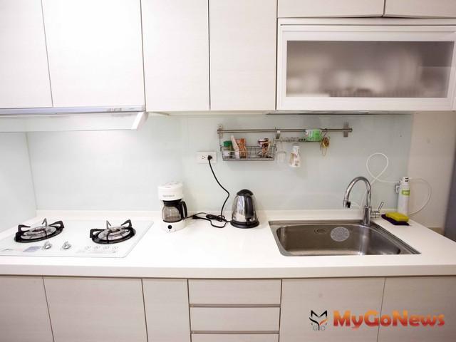 年終家事清潔預約開跑,起居空間、廚房及浴室最受歡迎(圖:永慶房產集團)