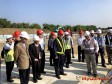 吳澤成 關心「沙崙智慧綠能科學城」建設進度