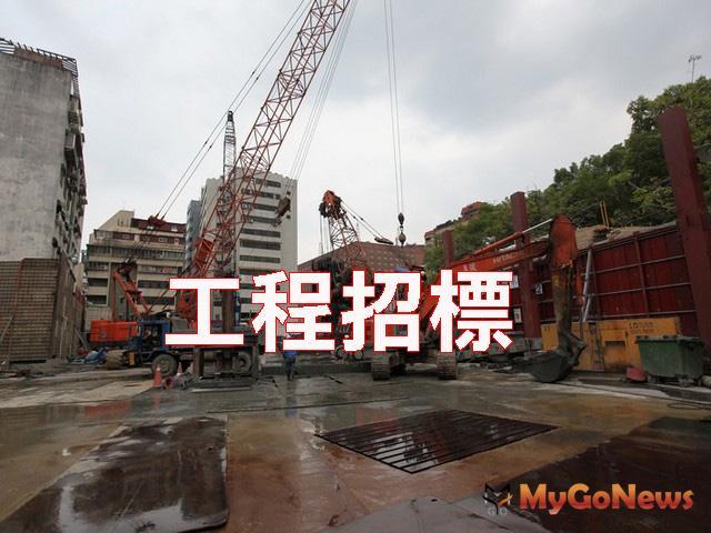 台北市信義區六張犁營區A、B街廓基地公共住宅統包工程公開招標