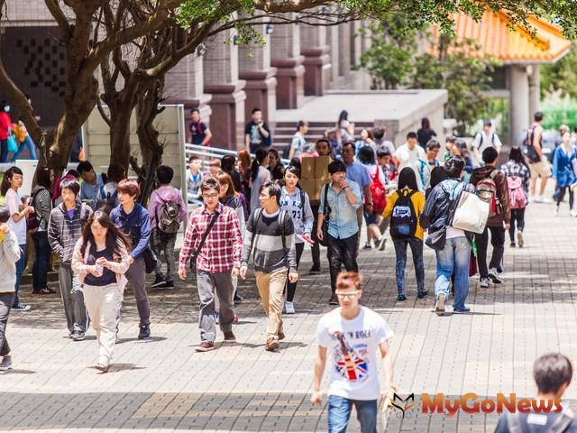 雙北市以淡江大學的租金投報率達4.1%最高,實踐大學的租金投報率1.63%最低。