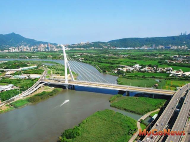 郝龍斌爭取防洪計畫核定、都市計畫主要計畫公告及都市計畫細部計畫草案擬訂