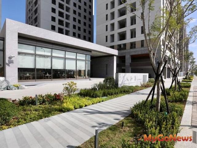鐵路地下化專案照顧住宅3月12日起公告標售40戶未登記餘屋(圖:台南市政府)