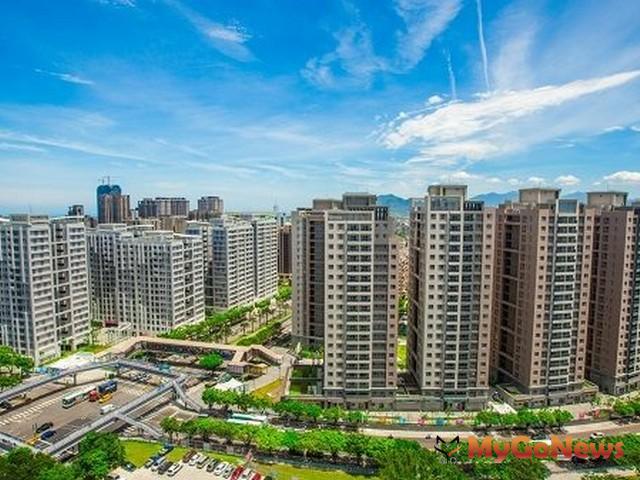 林口社會住宅均已取得「候選綠建築證書」及「候選智慧建築證書」,讓未來居民享有高品質之綠能智慧宅(圖:台北市政府)