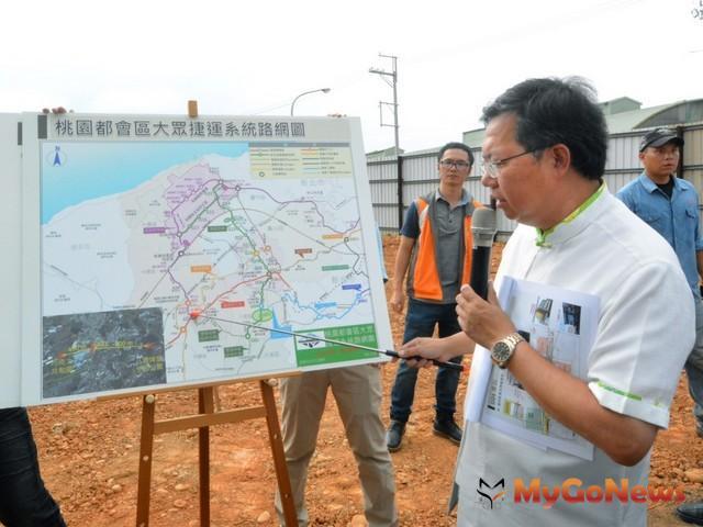 桃園市府:捷運綠線用地將如期取得