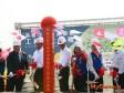 韓國瑜 主持第81期市地重劃區工程動土