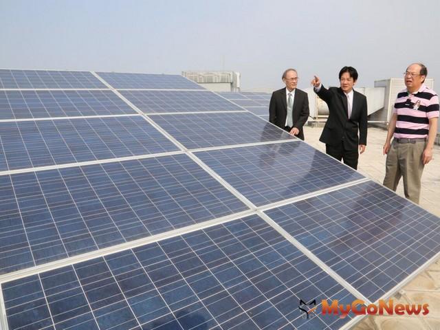 台南榮獲APEC「低碳示範城鎮」金質獎,邁向低碳城市新里程(圖:台南市政府)