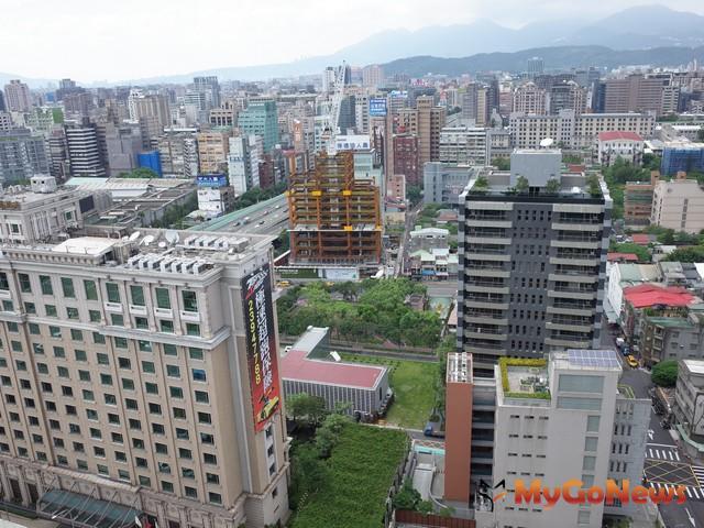 電梯大樓交易趨勢大增,公寓人氣減