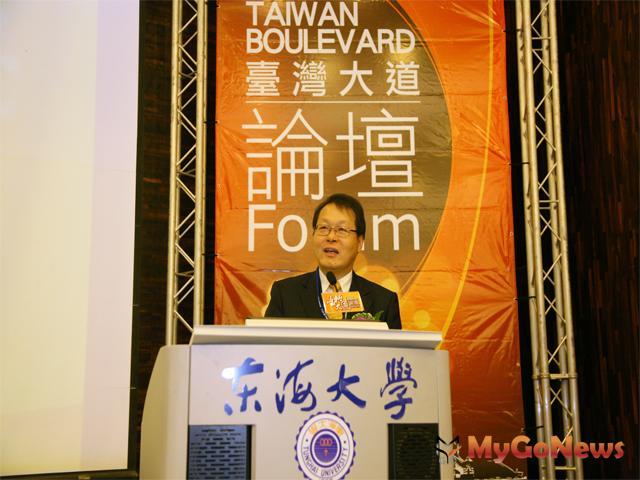 台灣大道生活圈涵蓋5所大學是「文化大道」。台中地王皆在台灣大道移動,也是「商業大道」。(圖:台中市政府)