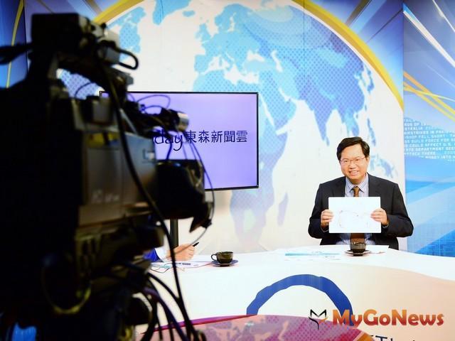 鄭文燦說,機場捷運林口到台北,單月優惠來回通勤費為2016元