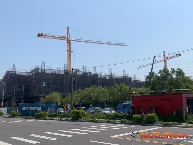 中市建照及雜照自動展延2年,公會肯定有助緩和營建市場(圖:台中市政府)