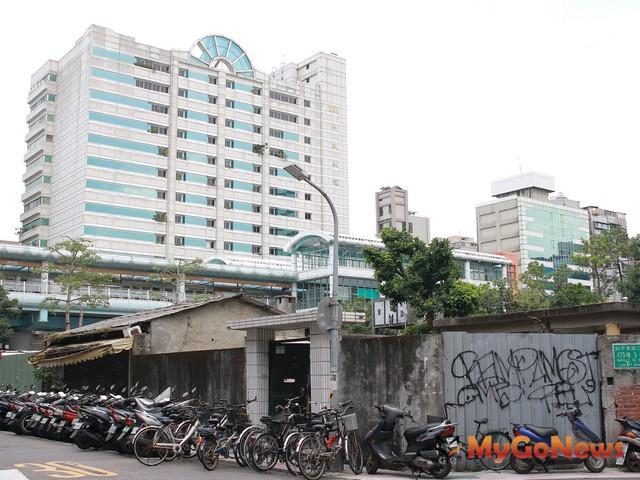冠德建設取得台北市兩大「公辦都更」