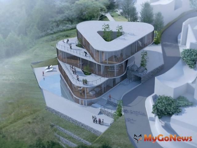 台開新埔「雲夢山丘」,台灣的輕井澤,國際三大建築師團隊-量身打造「企業行館」,全面銷售