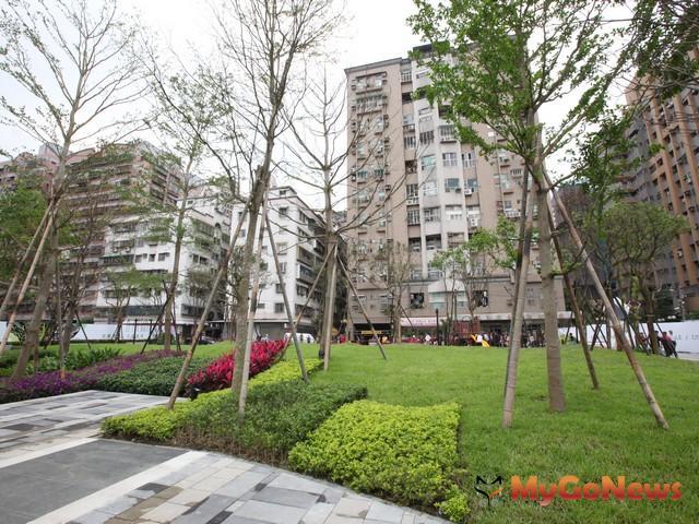 認養、維護公園綠地,共同打造一個充滿綠意的新美麗家園