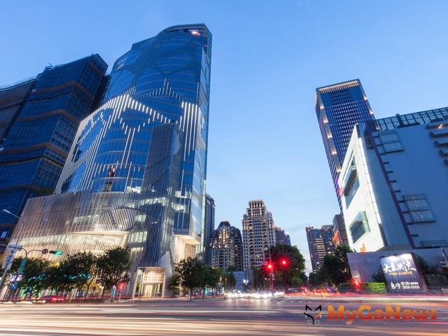 租賃熱潮延燒,中信金控台中金融大樓6個月進駐率突破5成(圖:高力國際)
