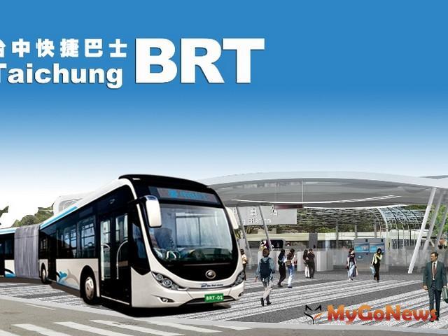台中市議員關心BRT,建議參觀另2家未得標組裝車廠做比較。(圖:台中市政府)