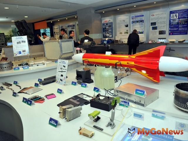 吳志揚表示,桃園航空城計畫蘊含龐大商機,尤其航太產業