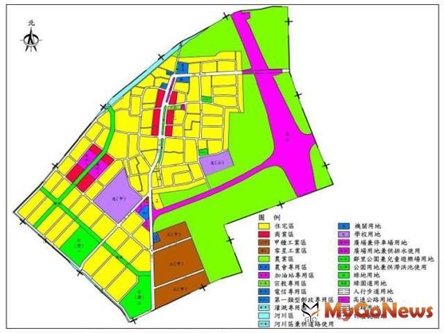 台南市安定都市計畫第五次通盤檢討公開展覽30日(圖:台南市政府) MyGoNews房地產新聞 區域情報