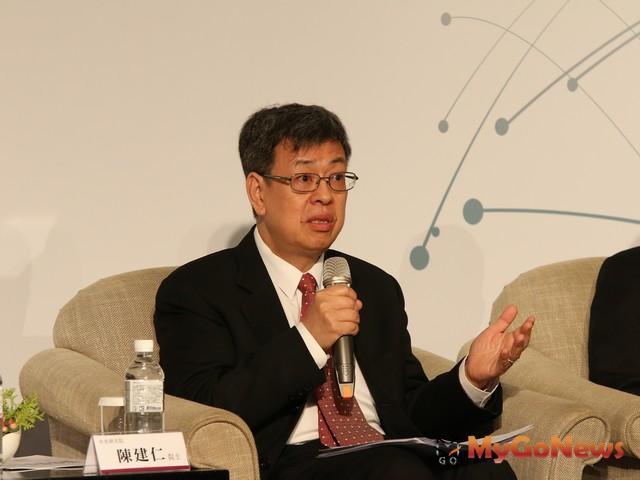 副總統接見「2017年度『台灣誠信品牌』認證」暨「第18屆國家建築金獎」獲獎單位代表