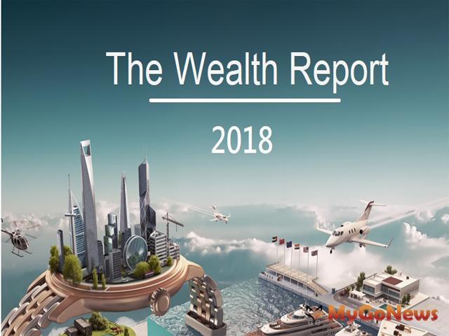 萊坊2018年《財富報告》台灣超級富豪暴增26%,成長率全球第三,房價高速成長不再,升息將加速投資轉折