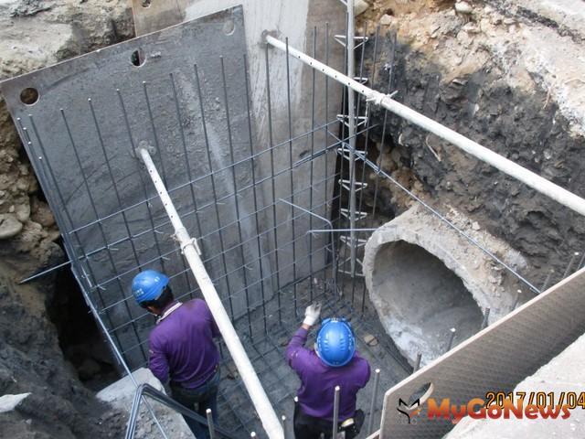 公共工程 下水道建設2018年施政成果豐碩