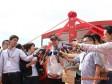 朱立倫:淡江大橋將成台灣重要觀光指標、地標
