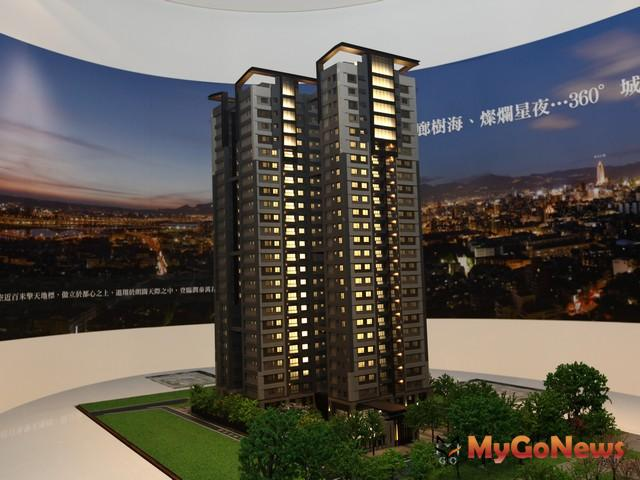 潤泰創新繼「萬囍」案後,再度於萬華地區推出預售個案「萬花園」 MyGoNews房地產新聞