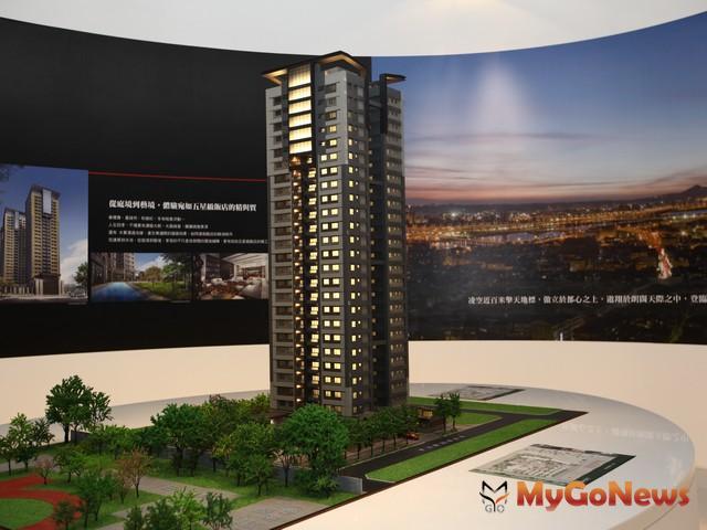 潤泰集團看準萬華都更的前景,在此推出新案「萬花園」,規劃45~70坪,3~4房的市場主流需求