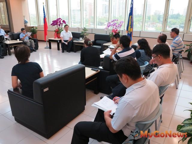 防瓦斯氣爆,中市府要求瓦斯行員工皆須取得工安卡(圖:台中市政府)