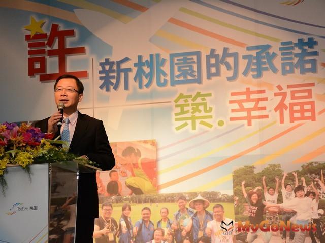為台灣經濟找新出口,給年輕人新希望 吳志揚強調桃園航空城計畫只許成功、不許失敗