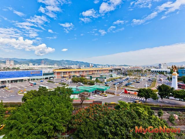 國防部在松山機場周遭的一塊土地將進行都更招商