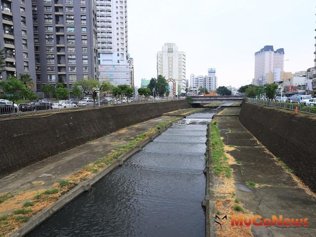 柳川前瞻水環境改善工程動土