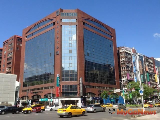 東區最高!北市國際貿易大樓店面租金,每月每坪近2萬元(圖:信義房屋)