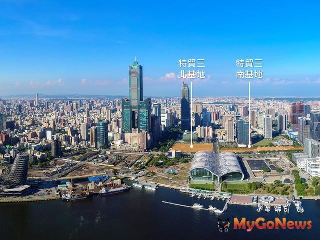高雄《特貿三》招商規模265億,僅次台北雙子星,為何再次流標?都發局:兩岸關係情勢不明,影響企業投資意願 MyGoNews房地產新聞 區域情報