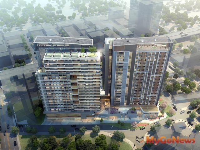 錦州社會住宅新建工程開工